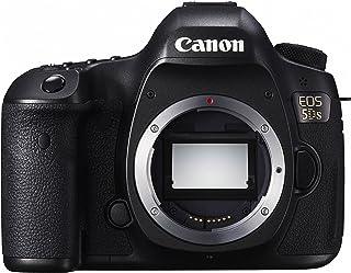 Canon EOS 5Ds Cuerpo de la cámara SLR 506 MP CMOS 8688 x 5792 Pixeles Negro - Cámara Digital (506 MP 8688 x 5792 Pixeles CMOS Full HD 845 g Negro)
