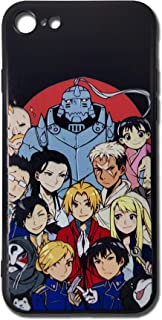 Full Metal Alchemist Cell Phone Cases & Covers for iPhone 7 iPhone 8
