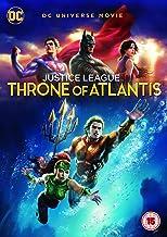 DCU Justice League: Throne of Atlantis