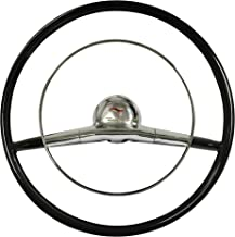 Sold as Each KNS Accessories KC3007 1955-1957 Vintage Chevrolet Bel Air Exterior Door Mirror Fits Left and Right Side