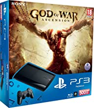 PlayStation 3 - Console 500 GB + God Of War: Ascension [Bundle]
