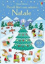 Scaricare Libri Natale. Piccoli libri con adesivi. Ediz. a colori PDF