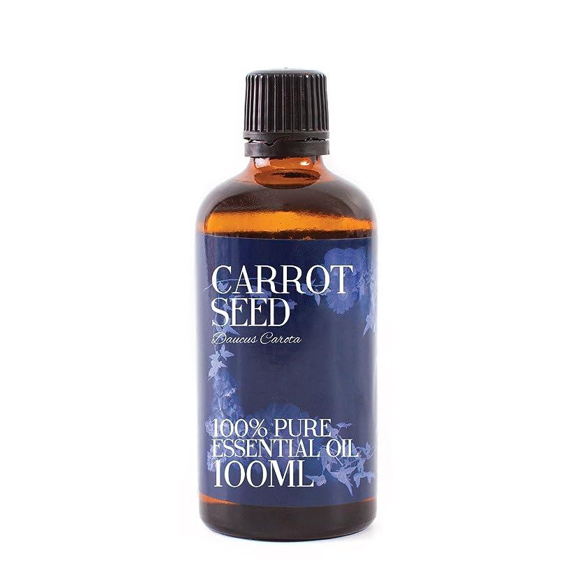 年レンダートレースMystic Moments   Carrot Seed Essential Oil - 100ml - 100% Pure