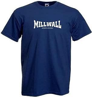 Invicta Millwall FC South London Football Soccer Jersey T Shirt