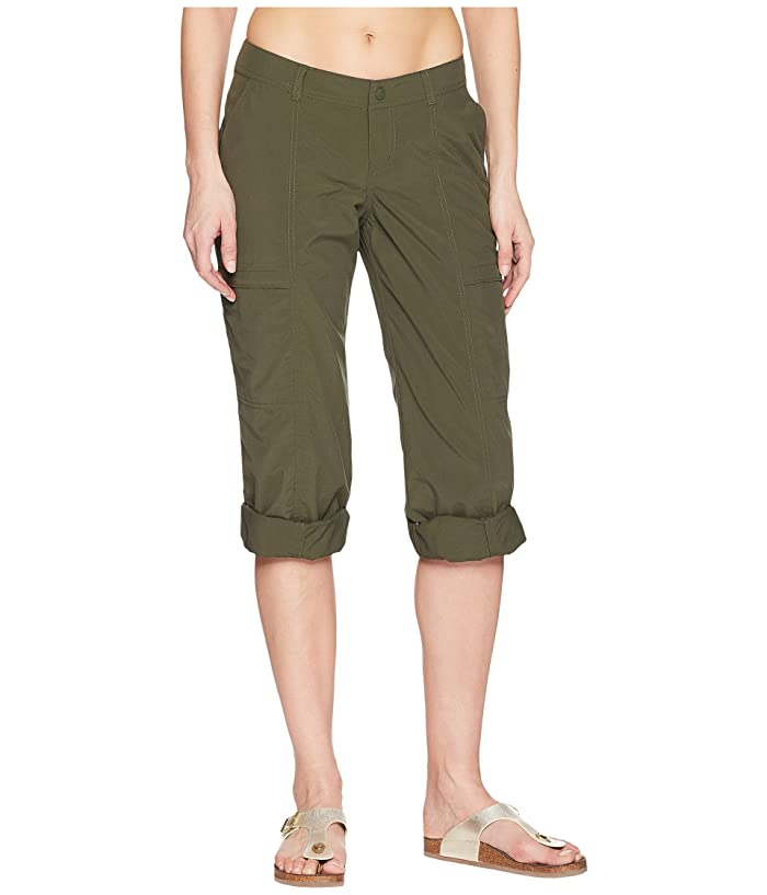 ExOfficio Sol Cool Nomad Pants (Nori) Women