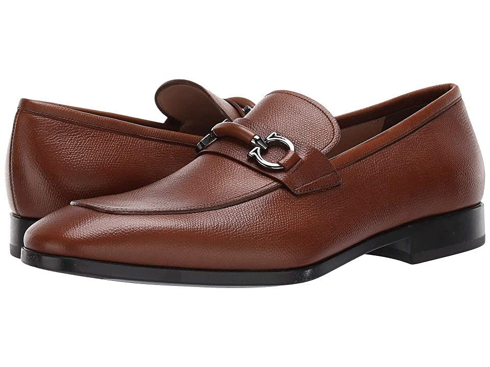 c12079459ad0 Salvatore Ferragamo Benford Loafer (Radica) Men s Slip on Shoes