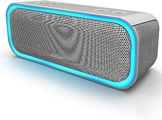 [Upgraded] DOSS SoundBox Pro Portable Wireless Bluetooth Speaker with 20W Stereo Sound,..