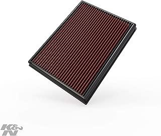 K&N engine air filter, washable and reusable:  2006-2017 Mercedes/Volkswagen/Dodge (Sprinter, Sprinter 2500, Sprinter 3500, Crafter) 33-2391