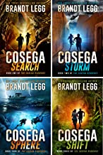 The Cosega Sequence: An Archaeological Thriller: Books 1-4
