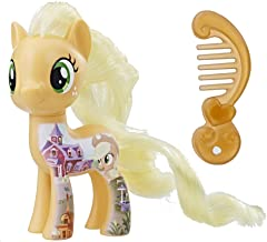 My Little Pony The Movie All About Applejack Doll
