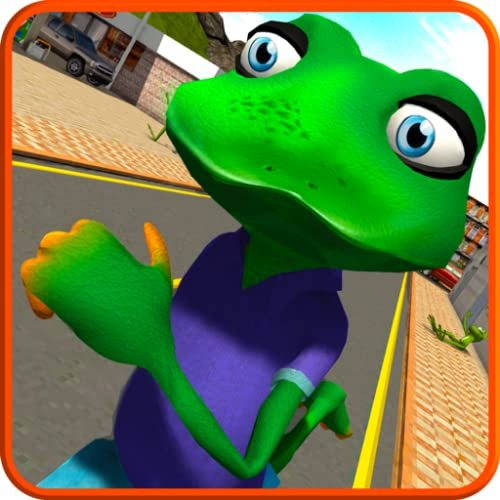 Stupid Frog Rampage 3D
