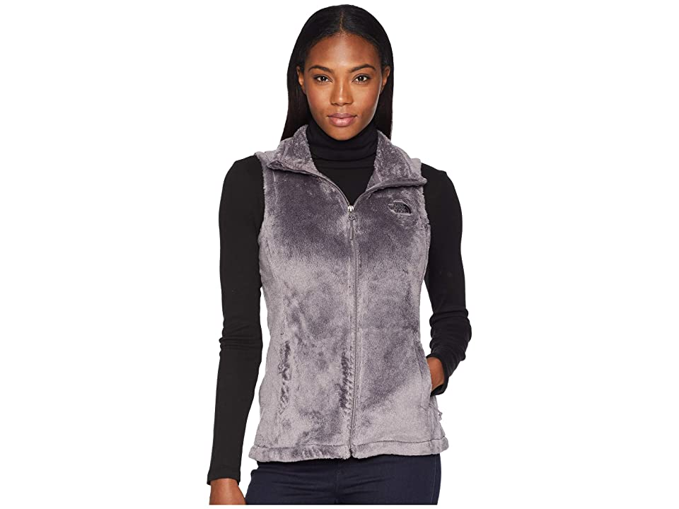 The North Face Osito Vest (Rabbit Grey Heather) Women