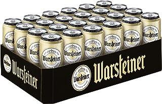 Warsteiner Pilsener 24x0,5L dosis de 4,8% vol verum prima