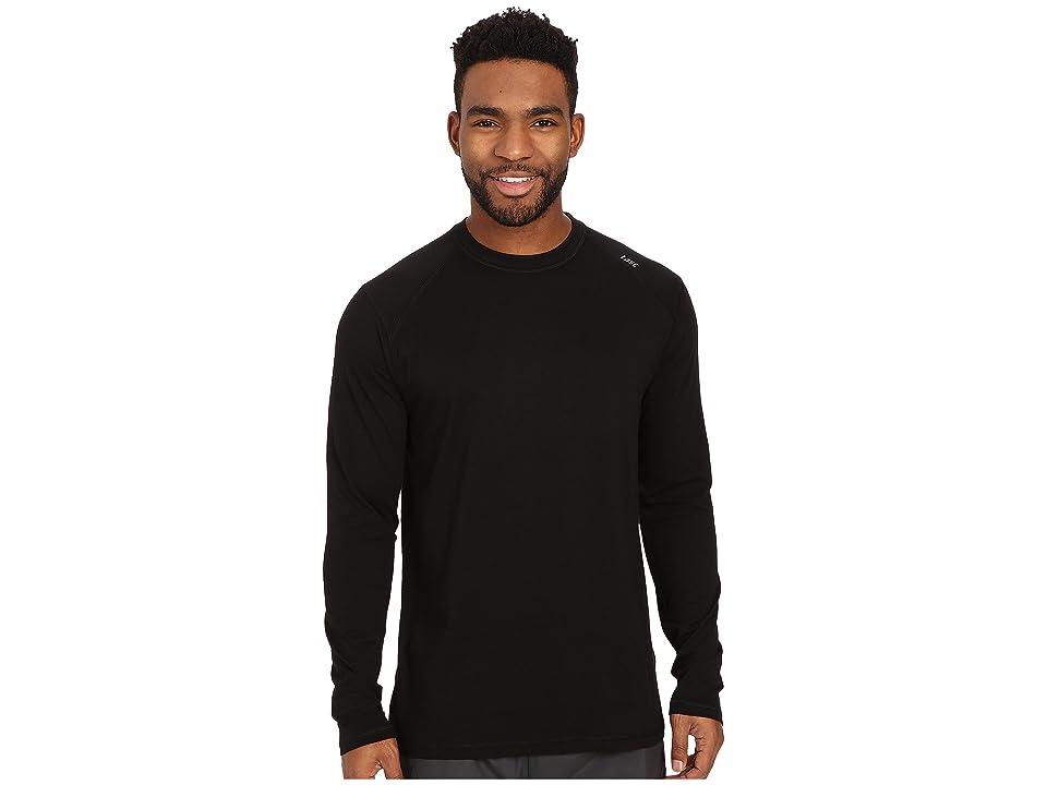 tasc Performance Carrollton Long Sleeve Shirt (Black) Men