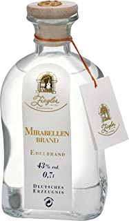 Ziegler Mirabellenbrand Obstbrand 43% 0,7l Flasche