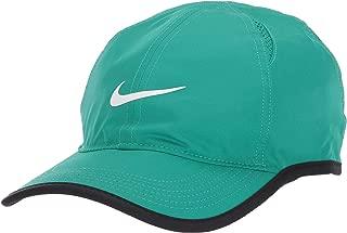 AeroBill Featherlight Cap, Neptune Green/Black/White, Misc
