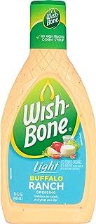 Wish-Bone Salad Dressing, Light Buffalo Ranch, 15 Ounce