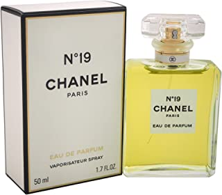 Chanel No.19 Eau de Parfum Spray for Women, 50ml