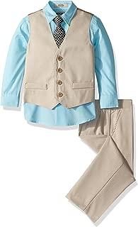 Boys' Little 4-Piece Dresswear Vest Set