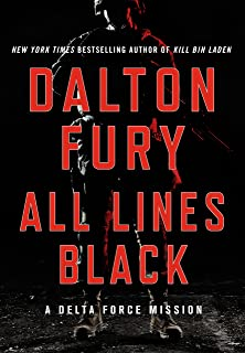 All Lines Black (A Delta Force Novel)