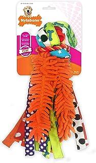 Nylabone NDP305 Happy Moppy Interactive Dog Toy, Large