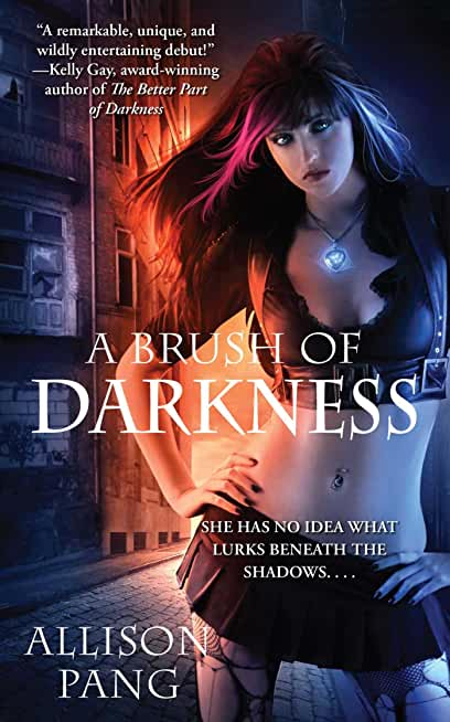 A Brush of Darkness (Abby Sinclair) (English Edition)