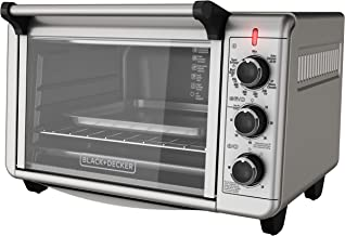 Black And Decker TO3210SSD Horno Tostador de Convección,