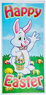 Easter Door Cover Party Accessory (1 count) (1/Pkg)