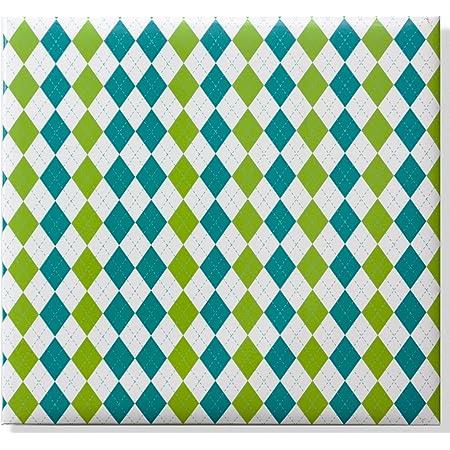 10x10 Post Bound Scrapbook Album with 40 Scrapbook Paper