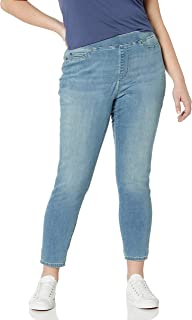 Amazon Essentials Plus Size Pull-on Skinny Jegging - jeans Mujer