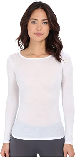 Hanro - Ultralight Long Sleeve Top