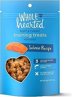 WholeHearted Salmon Recipe Training Treats