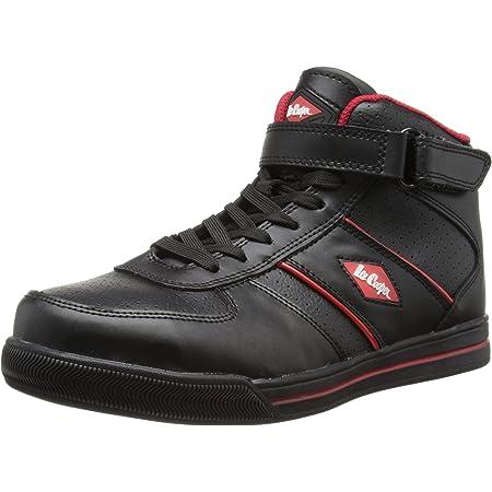 Lee Cooper Unisex-Adult S1P Leather Boot Safety Shoes LCSHOE033 Black 9 UK, 43 EU