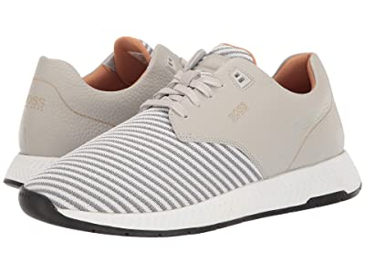 BOSS Hugo Boss Titanium Run Scafe Sneakers by BOSS (Light Beige) Men