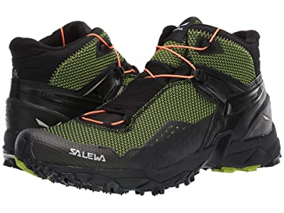 SALEWA Ultra Flex Mid GTX (Cactus/Fluo Orange) Men