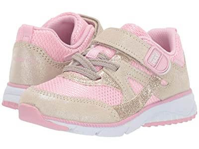 Stride Rite M2P Ace (Toddler) (Chamgagne) Girls Shoes