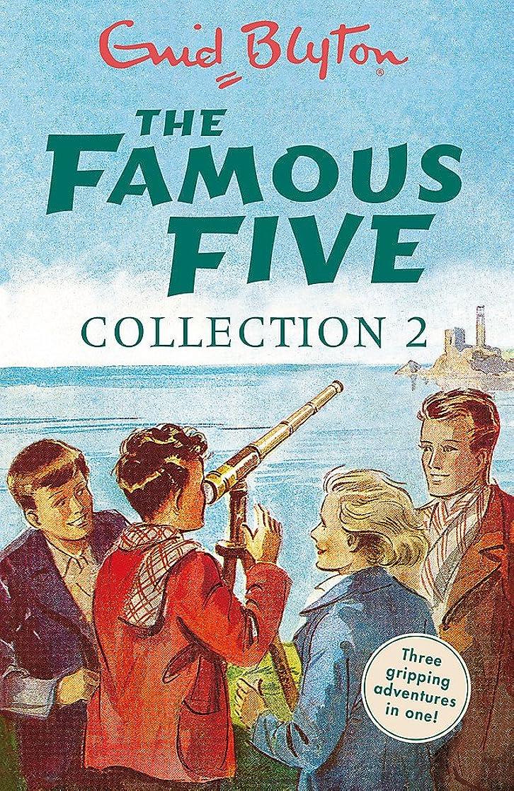 枯渇荷物ベンチThe Famous Five Collection 2: Books 4-6 (Famous Five: Gift Books and Collections)