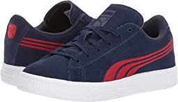 Puma Kids - Suede Classic Badge (Little Kid/Big Kid)