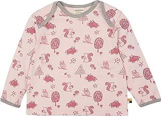 loud + proud Shirt Druck, GOTS zertifiziert uniseks-baby Baby- en peuter-T-shirtset