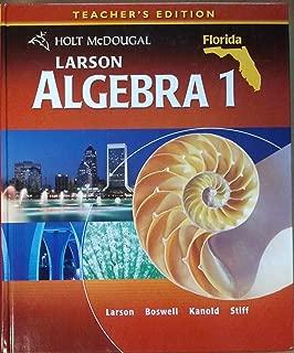 Best larson algebra 1 florida Reviews