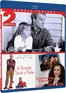 A Simple Twist of Fate & Unstrung Heroes Double Feature