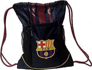حقيبة ظهر برباط متعدد الاستخدامات من HKY Sportswear FC Barcelona الرسمية لنادي كرة القدم الخفيفة الوزن ومتعددة الاستخدامات...