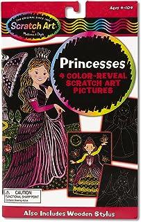 Melissa and Doug 5958 Colour-Reveal Pictures - Princess