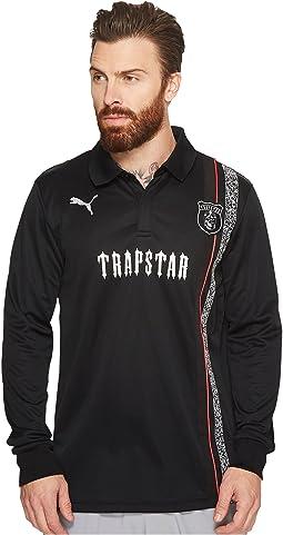 PUMA - Trapstar Football Top