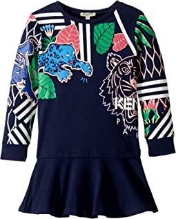 Multi Iconics Dress (Toddler/Little Kids)