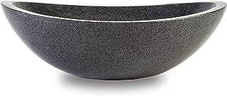 Natural Stone Bathroom Sink Grey Granite