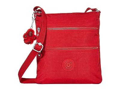 Kipling Keiko Crossbody Bag (Cherry Tonal) Handbags