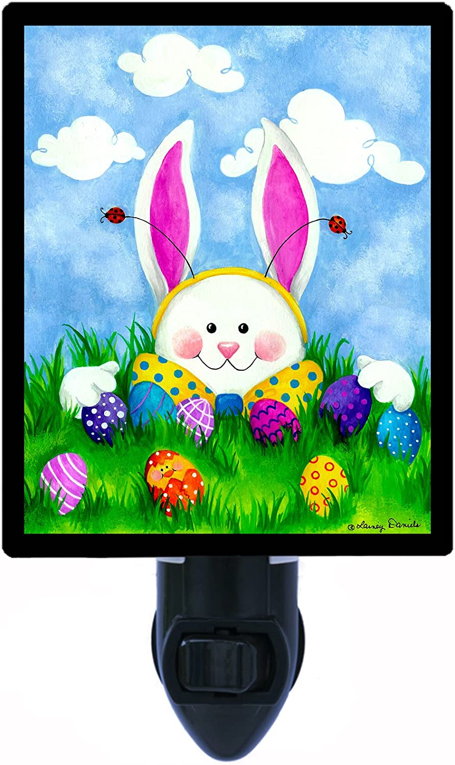 Easter Night Light Bunny Limited time trial price Holidays Max 81% OFF Other Eggs