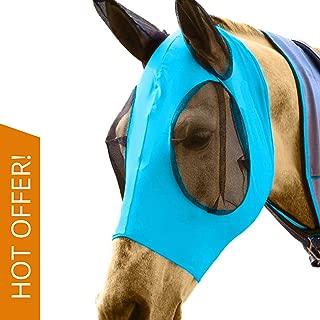 horse eye protection mask