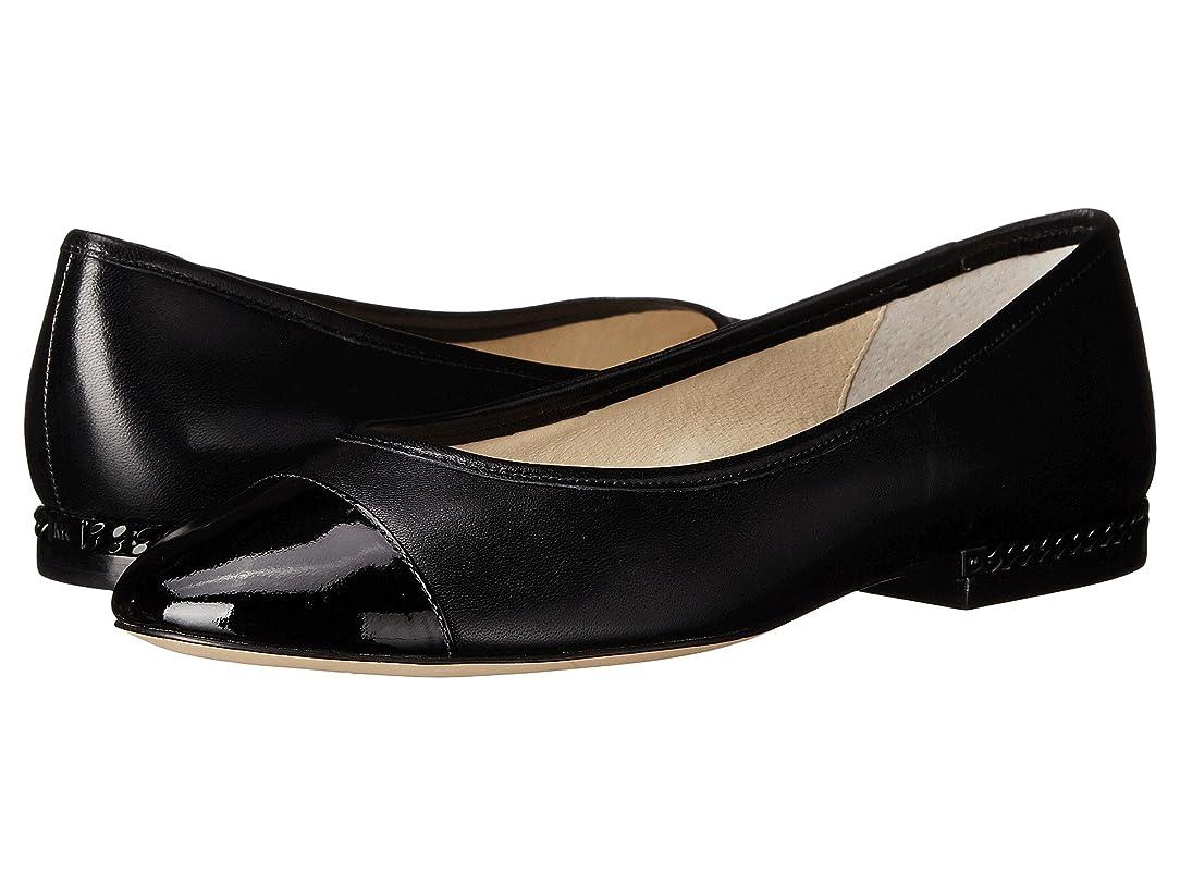 ワット組み合わせ寄り添う[マイケルコース] MICHAEL Michael Kors レディース Sabrina Ballet フラットシューズ Black Patent/Nappa US9.5(26cm) - M [並行輸入品]